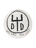 Dead dreams logo Sticker 4 x 4 Circle