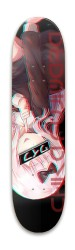 Chika Fujiwara Park Skateboard 7.88 x 31.495
