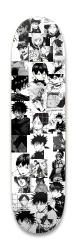 Suna, Hanji, Kags, Megumi, Killua,  Park Skateboard 8.25 x 32.463