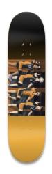 haikyuu Park Skateboard 8.25 x 32.463