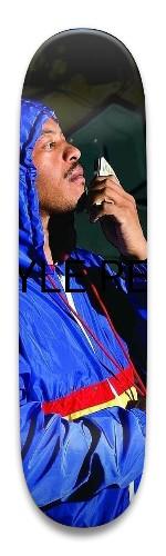 RAP STYLE RECORDS Park Skateboard 8.5 x 32.463