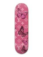 bhad babie Banger Park Complete Skateboard 8.5 x 32 1/8