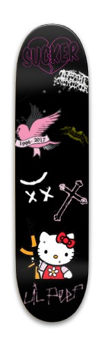 punk board Park Skateboard 7.88 x 31.495