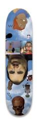 TARDED Park Skateboard 8.25 x 32.463