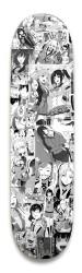 Kakegurui manga skateboard Park Skateboard 8.5 x 32.463