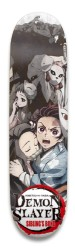 Demon Slayer: Sibling's Bond Park Skateboard 8.5 x 32.463