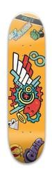 sk8 reki board Park Skateboard 7.88 x 31.495