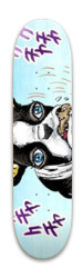 All Mighty Iggy Park Skateboard 7.88 x 31.495