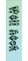 Sierras grip tapeee Custom Skateboard Griptape 9x34 in.