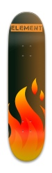 Fire Element Park Skateboard 7.88 x 31.495