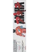 Akira Custom skateboard griptape