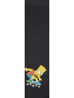Bart Simpson Custom skateboard griptape