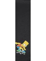 Bart Simpson Custom skateboard griptape