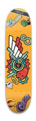 Reki board Park Skateboard 7.88 x 31.495