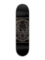 2nd Amendment Banger Park Skateboard 8 x 31 3/4