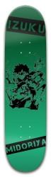 Midoriya Skateboard 32.25 x 8.125