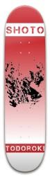 Todoroki Skateboard 32.25 x 8.125