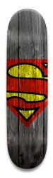 Superman board Park Skateboard 8.5 x 32.463