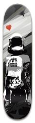 Keep it spacie Park Skateboard 8 x 31.775