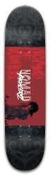Nomad Park Skateboard 8 x 31.775