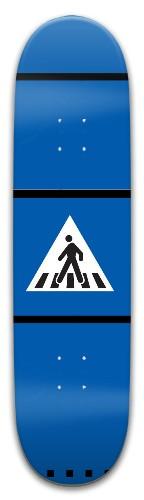 BLU Park Skateboard 8 x 31.775