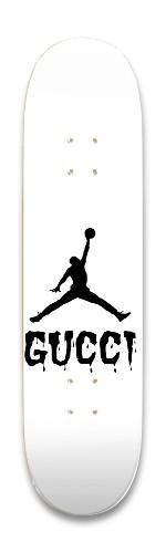 GUCCI+JORDAN Park Skateboard 8.25 x 32.463