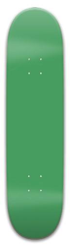 green screen table Skateboard 32.25 x 8.125