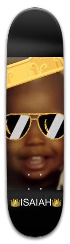 KING ISAIAH Park Skateboard 8 x 31.775