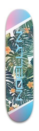 nono's skate Park Skateboard 7.88 x 31.495
