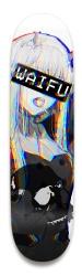 Zero two waifu Park Skateboard 8.5 x 32.463