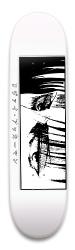 Levi Ackerman Park Skateboard 8.5 x 32.463