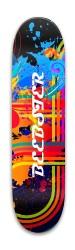 BEEBSTER Park Skateboard 7.88 x 31.495