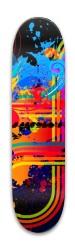 dancing vibe jjstyle2s0 Park Skateboard 7.88 x 31.495