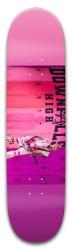 downfalls high mgk Park Skateboard 8 x 31.775