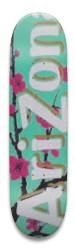 Arizona green tea Park Skateboard 8.5 x 32.463