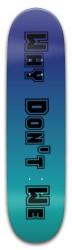 WDW Park Skateboard 8 x 31.775