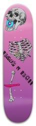 Skate n skull Park Skateboard 8 x 31.775
