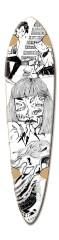 Occult Dart Complete Skateboard Deck v2