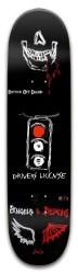 jxdn Park Skateboard 8 x 31.775
