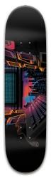 Circuit City Park Skateboard 8 x 31.775