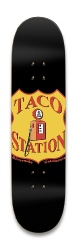 Taco Station Park Skateboard 8.25 x 32.463