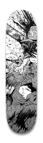 Chainsaw man manga Park Skateboard 8.25 x 32.463