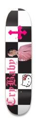 Lil peep Park Skateboard 8.25 x 32.463