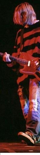 Cobain no.2 Custom Skateboard Griptape 9x34 in.