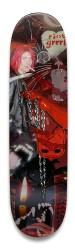 Red Cobain Park Skateboard 8.5 x 32.463