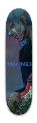 Sally face Park Skateboard 7.88 x 31.495