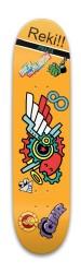 Reki kyan Park Skateboard 7.88 x 31.495