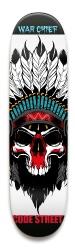 War Chief Park Skateboard 8.5 x 32.463