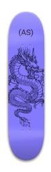dragon skateboard Park Skateboard 7.88 x 31.495