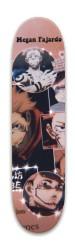 Anime Park Skateboard 7.88 x 31.495